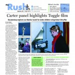 The Rush 2014 print edition