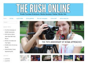 the rush online screenshot